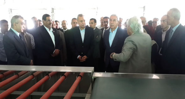 $ 500 Million Designated to Develop 6 Industrial Zones in Different Governorates